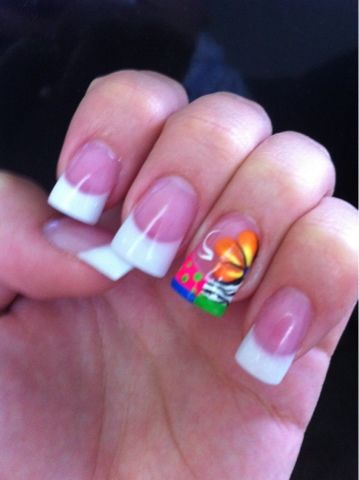 Puerto rican style nails nails pinterest style nails puerto rican style nails prinsesfo Gallery