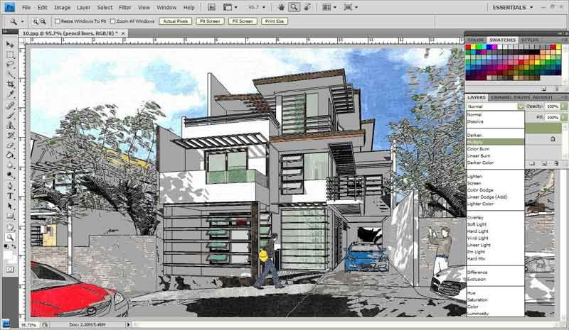 Architectural Rendering 3d Rendering 3d Architectural Rendering