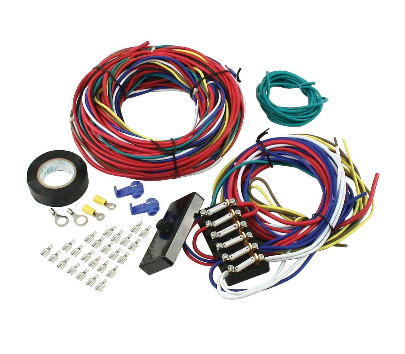 vw bug complete wiring harness universal wiring harness dubwerx explore vw parts sand rail and more universal wiring harness