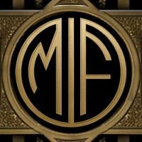 Create your own Gatsby-styled monogram with your initials