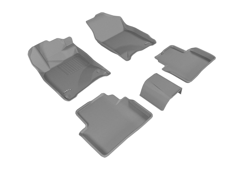 3d Maxpider L1hd07401501 All Weather Mat Custom Fit Gray Kagu
