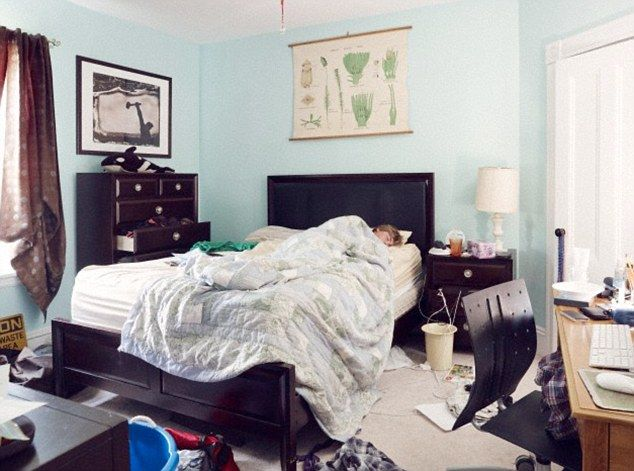 How a MESSY ROOM affects your sleep   Tidy bedroom, Messy ...