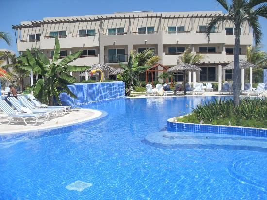 Eurostars cayo santa maria cuba hotel is an all inclusive for 5 star cuban hotels