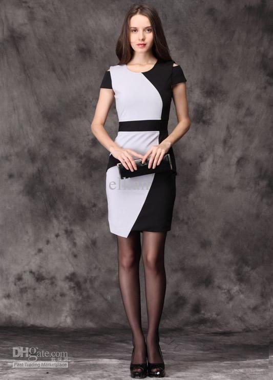 Colorblock clothes pinterest dress