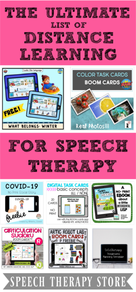 Pin On Speech Therapy For Kids