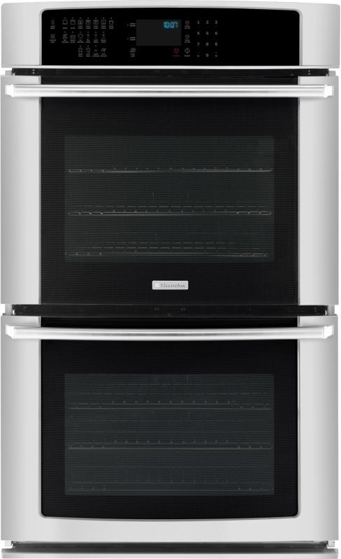 """Electrolux EI30EW45PS 30"""" Electric Double Wall Oven with PerfectConvect Convecti Stainless Steel Ovens Electric Double"""