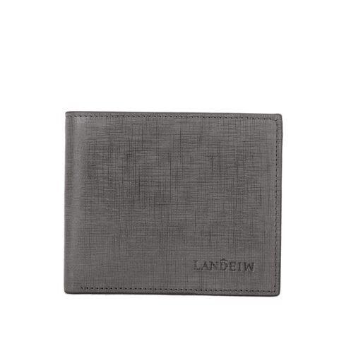 LDW Mens Leather Bifold Wallet  $39.00