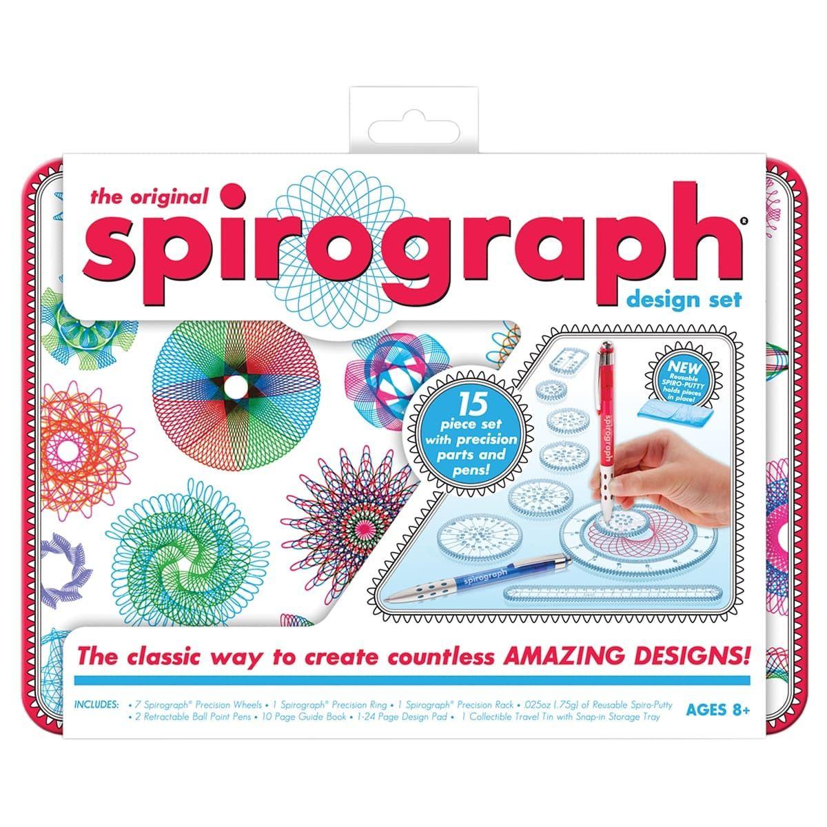 Kahootz Spirograph Design Set-