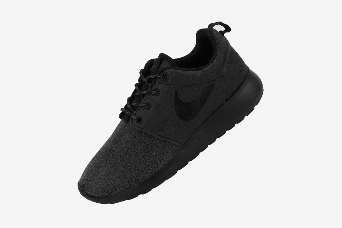 new concept 4538a 81a97 Nike Roshe Run Print All black 00