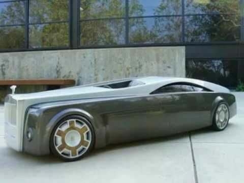 Bill Gates All Cars Collections 2016 Rolls Royce Futuristic