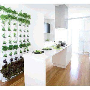 Macetero jardin vertical y huerto urbano set de 3 unidades - Huerto vertical casero ...