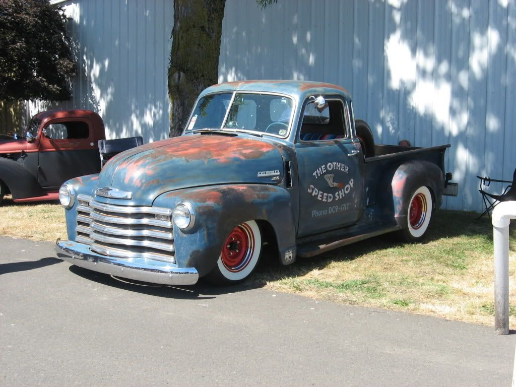 Patina paint job alicasc01 patinarusty paint job ratty rods hey everyone im doing a 65 chevy stepside truck and would like it to look ike a patinadrusty shop truck my question is how do i get that publicscrutiny Gallery