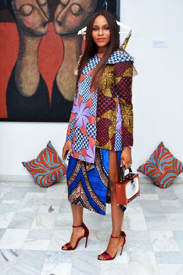 Look Of The Day Lisa Folawiyo African Fashion Designers Traditional Outfits African Fashion