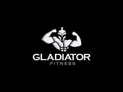 Gladiator-fitness   Design and Type   Pinterest   Logo design ...