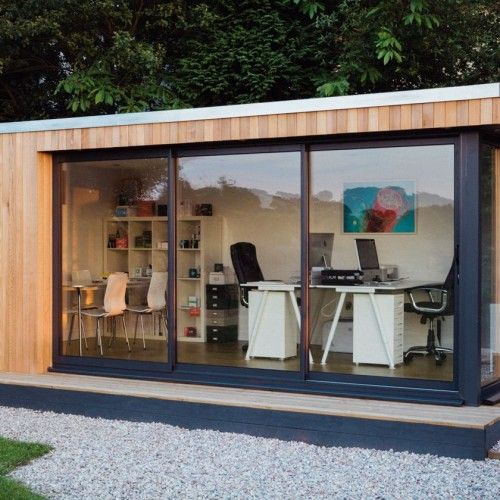 Garden Rooms - Photo Gallery Of Buildings By