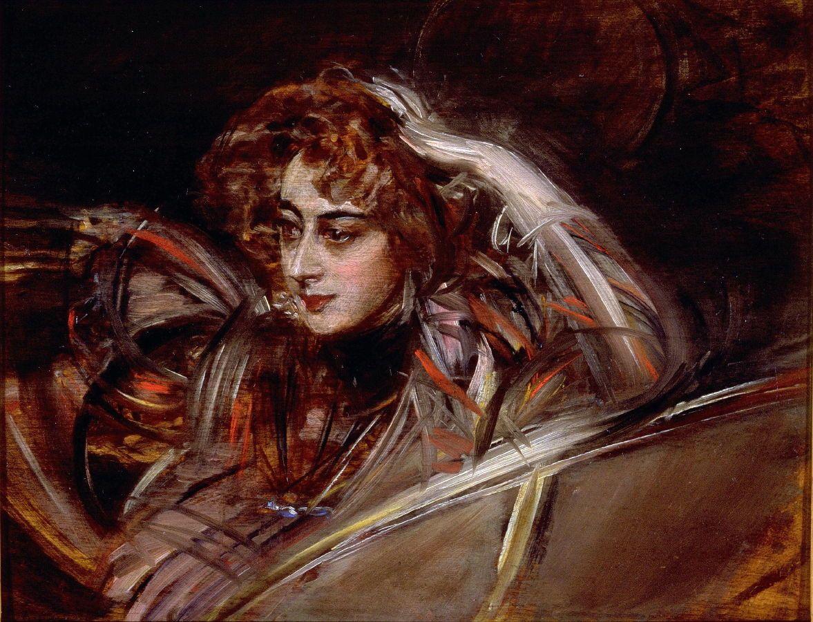 Portrait of Madame X - Giovanni Boldini | FAMSF Explore the Art ...