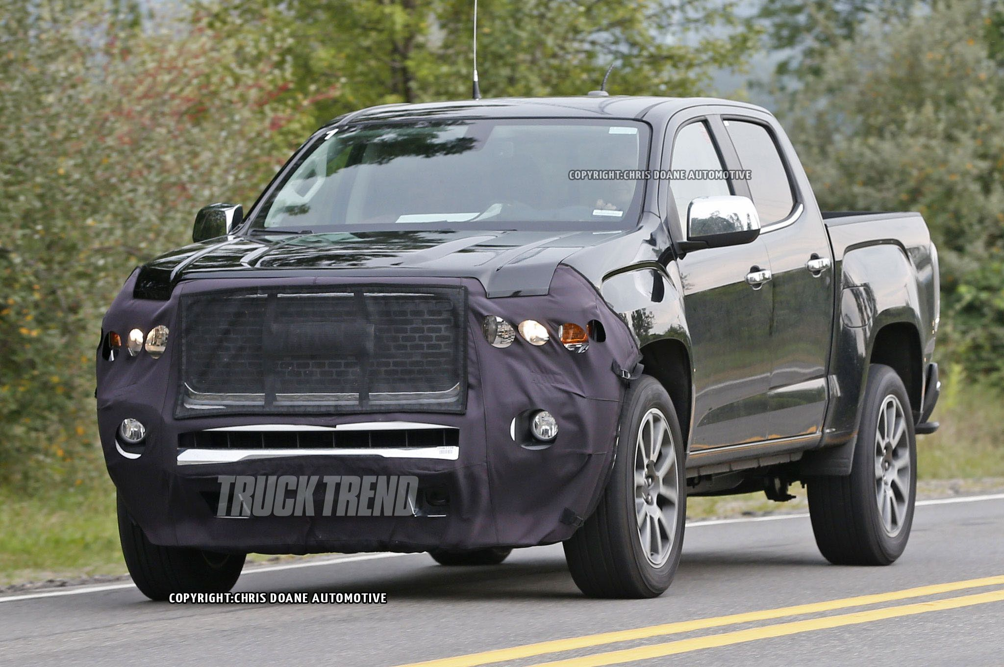 2019 Gmc Canyon Design Changes Engine Specs And Release Date
