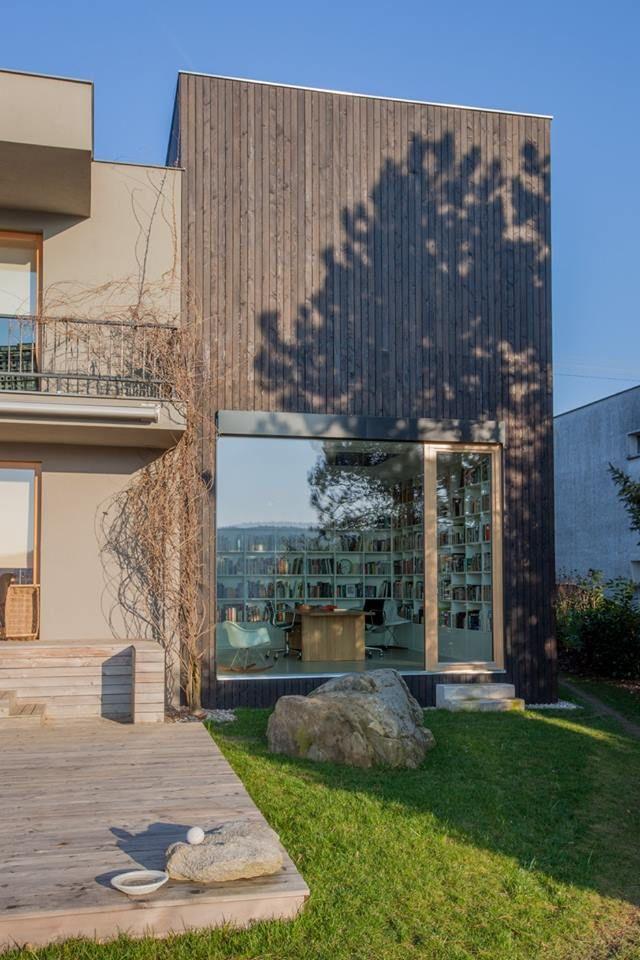 Home Design Zlín Part - 23: Chládek Architekti_knihovna Zlín | JANOŠÍK OKNA-DVE?E