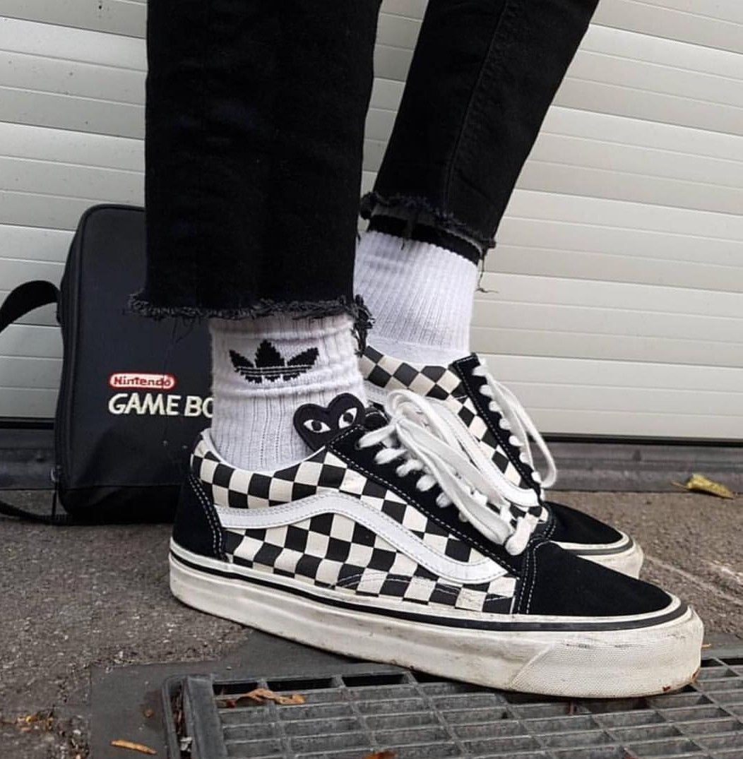 Pin by Rickychg on Shoes | Vans outfit, Checkered vans ...