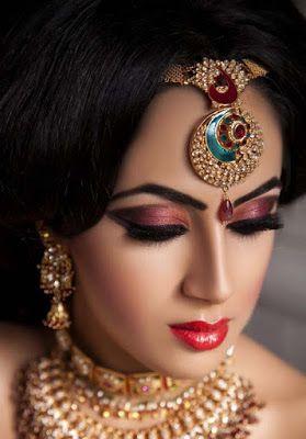 Hd Bride Wallpaper Bridal Makeup Wallpaper