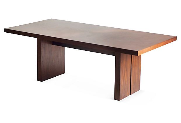 Asher 84 Dining Table On Onekingslane Com With Images Dining Table Table Dining