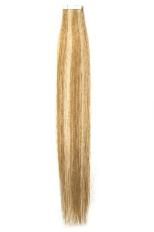 Tape In Extensions 15 Adhesive Skin Weft By Bohyme 100 Remy