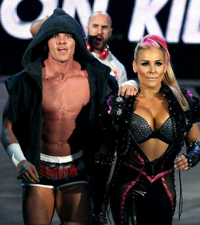Image result for cesaro tyson kidd