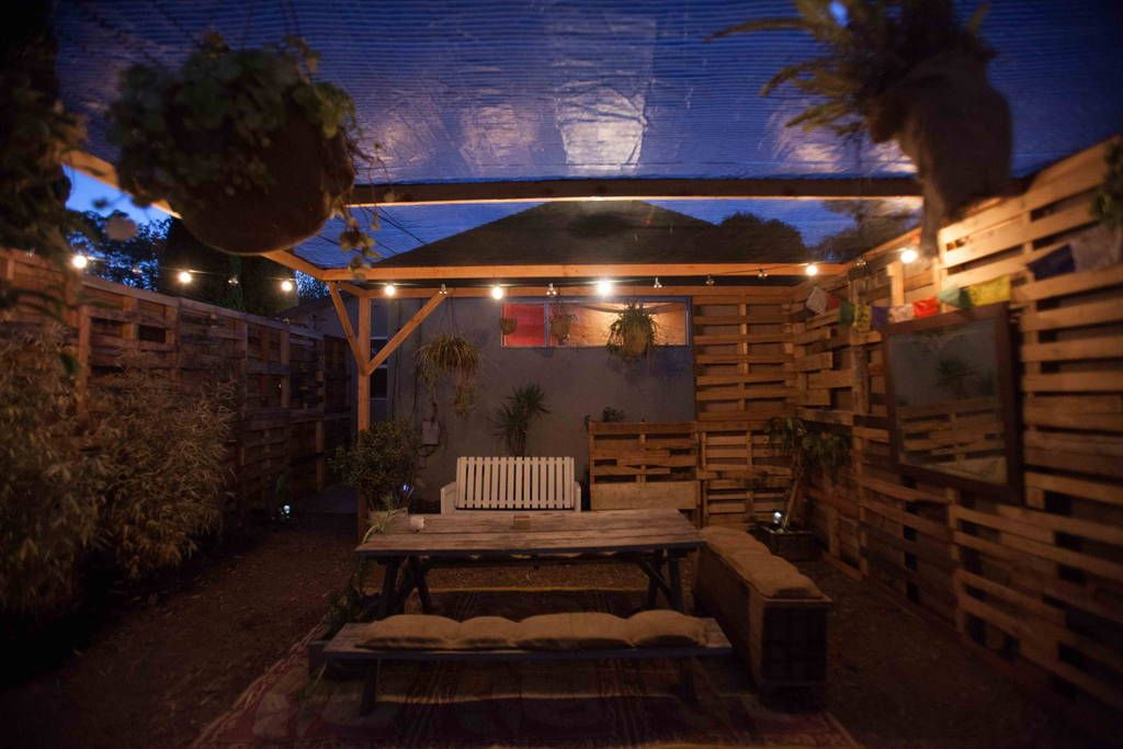 Check Out This Awesome Listing On Airbnb Cozy Venice Beach Cabana Free Bike Cabanavenice Beachhutslos Angeles