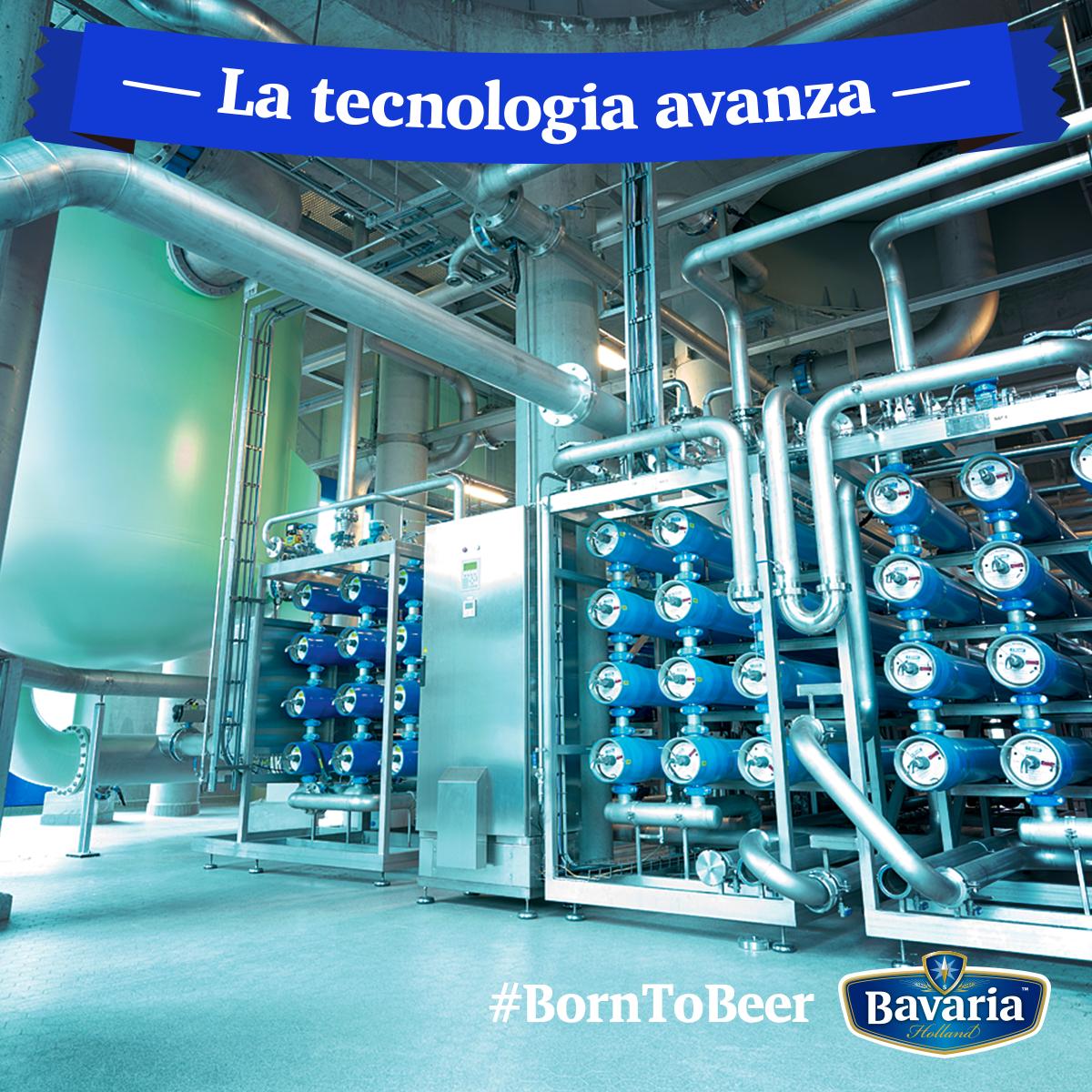 Solo una grande azienda può darsi grandi obiettivi: sono estremamente attenta al tema ambientale e alle innovazioni tecnologiche grazie alle quali rientro, nella classifica mondiale, tra le le aziende al top in termini di minor consumo di acqua ed energia! #borntobeer