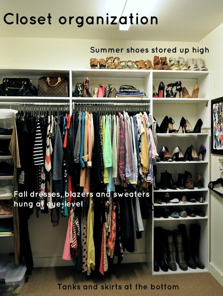 Neatly Organized Walk In Master Closet Design Ideas For Modern Homes Apartments Lovely Small Organizers Storage