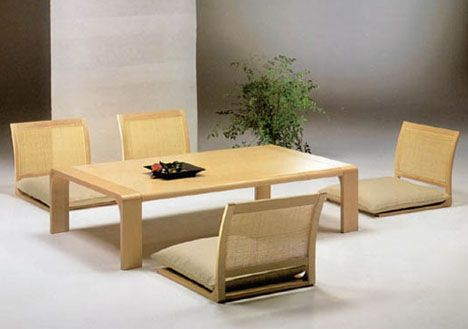 japanese table and chairs amazing pocket chair for the home pinterest dining