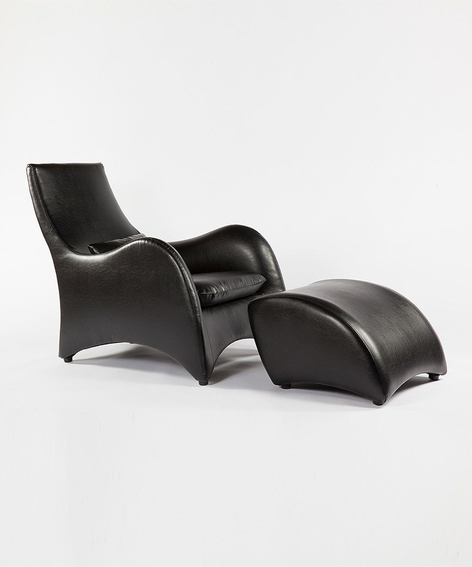Look what I found on #zulily! Tampere Lounge Chair & Ottoman by Control Brand #zulilyfinds