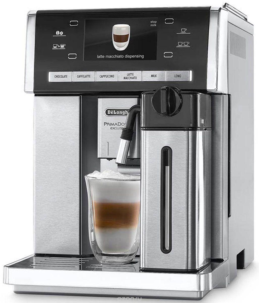 DeLonghi PrimaDonna Exclusive ESAM6904.M кофемашина
