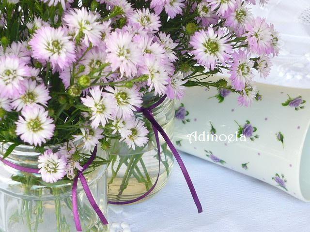flores baratinhas