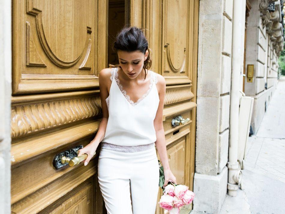 Les Jolies Robes De Mariage 2016 De Sophie Sarfati
