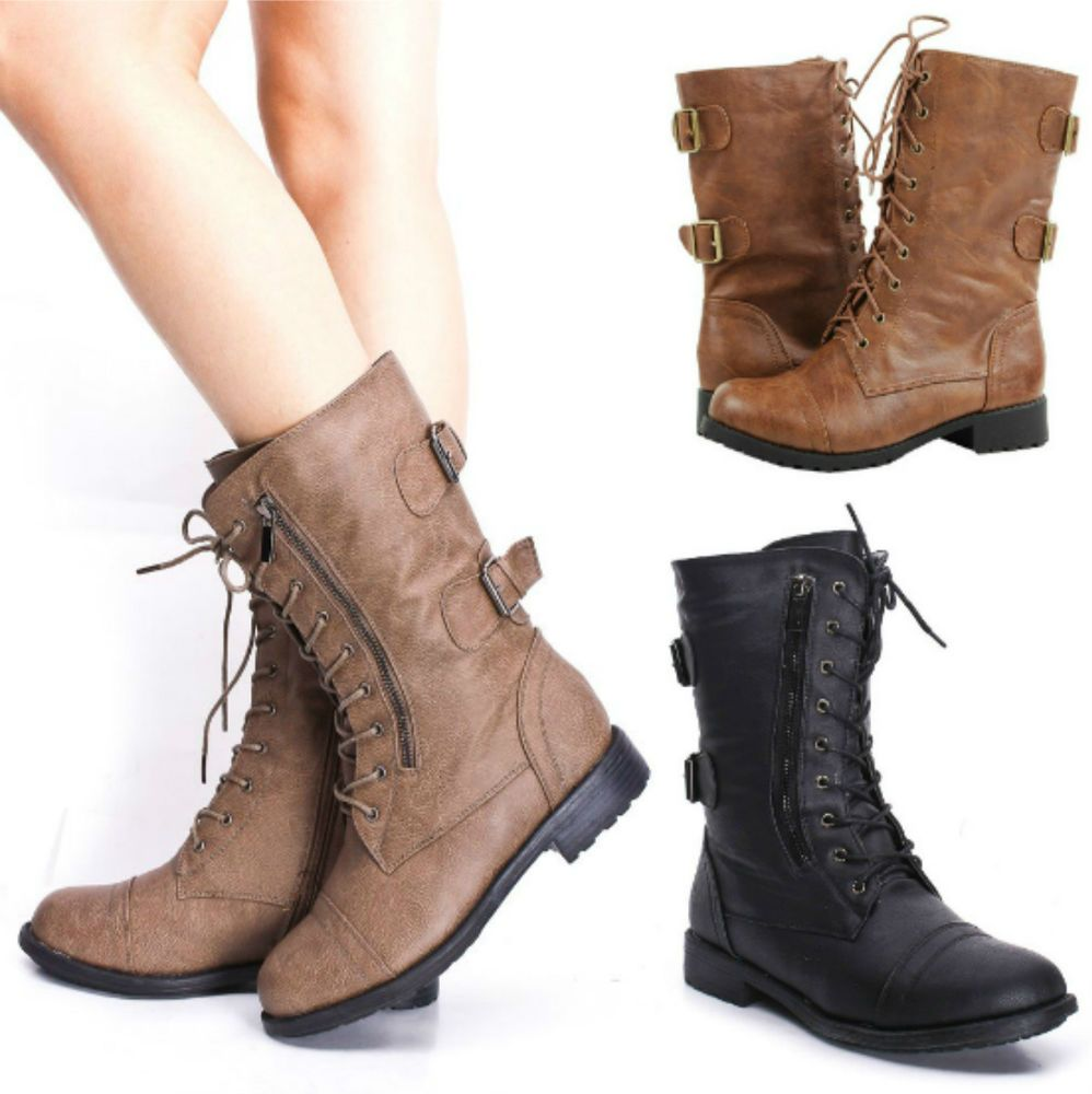 Women Boots - Cr Boot