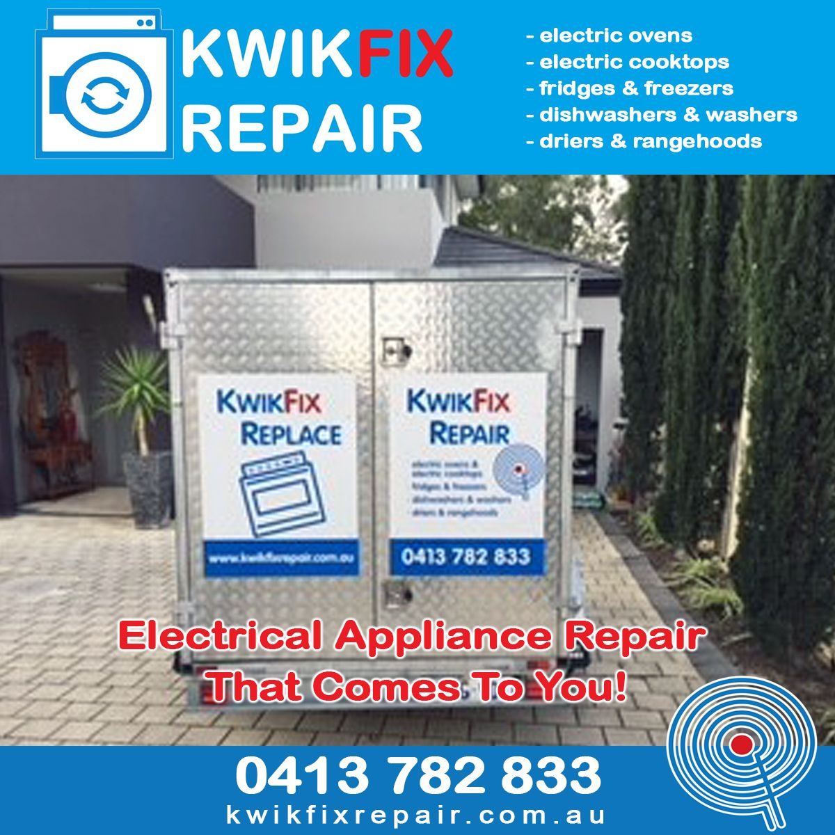 Electrical Appliance Repair That Comes To You Perth