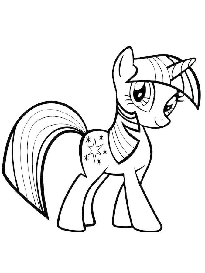 ม าย น คอร นร ประบายส ค นหาด วย Google Horse Coloring Pages My Little Pony Coloring My Little Pony Printable