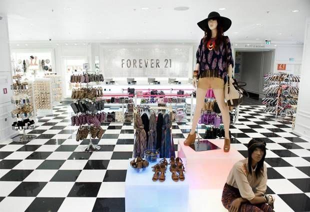 Forever 21 abre dia 15 de março no Brasil - Entretenimento - R7 Moda e Beleza