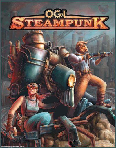 Ogl Steampunk Infobarrel Steampunk Steampunk Art Roleplaying Game