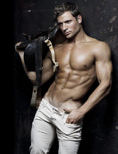 Steve boyd male model