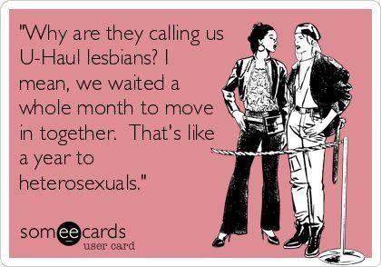 U haul lesbian