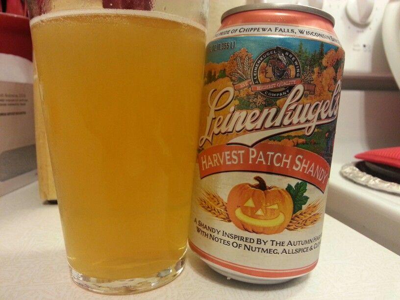 Leinenkugel Harvest Patch Shandy Review -