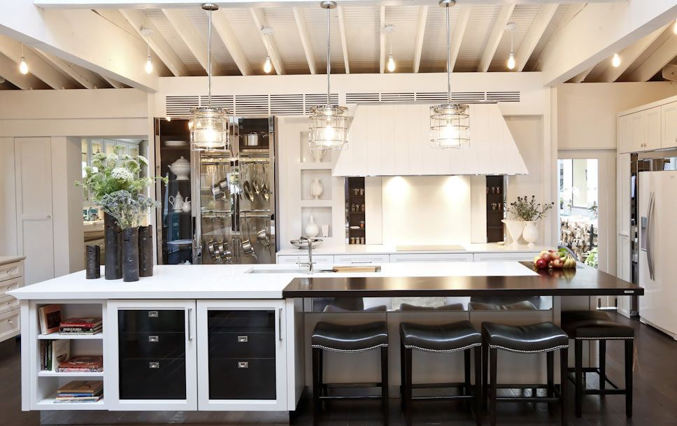 Crafts Wenge Wood Countertops For House Beautiful Kitchen Of The