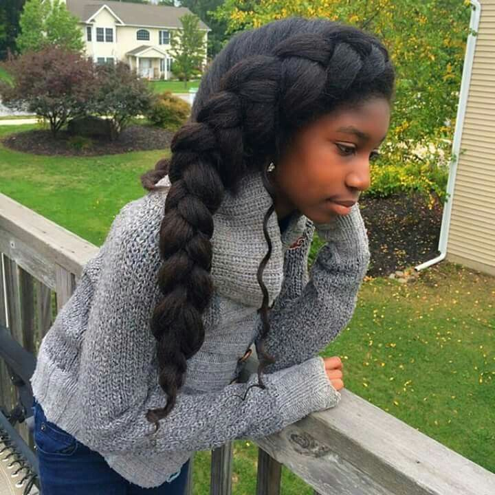 Beautiful Young Sister Hair Styles Thick Hair Styles Natural Hair Styles