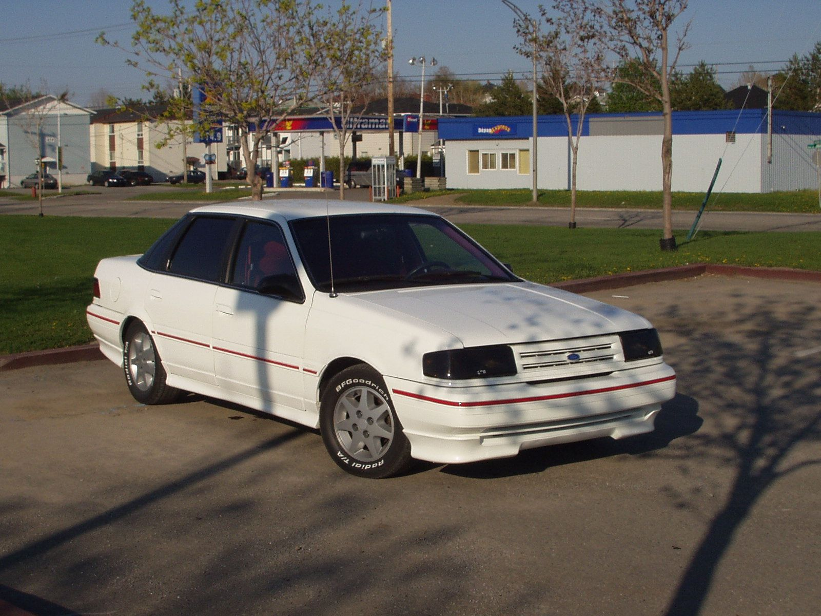 1989 ford tempo 1989 ford tempo picture exterior ford. Black Bedroom Furniture Sets. Home Design Ideas