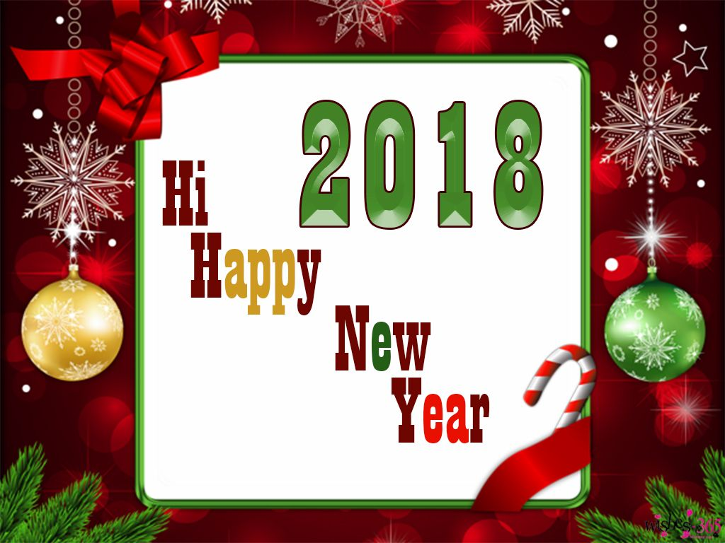 Look at my new post of Happy New Year 2018 with bright and
