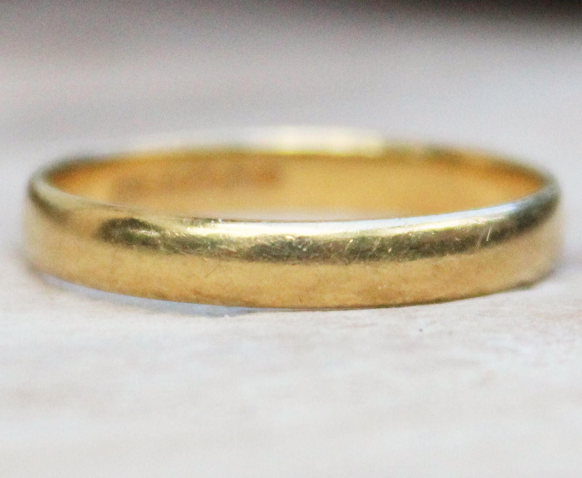 9ct Ring Gold Wedding Band Vintage Jewellery Old Bridal Mens Sz O 1 2 Womens Wedding Ring Mens Wedding Ring Vintage Wedding Gold Jewelry Mens Wedding Rings Vintage Wedding Rings Vintage Gold