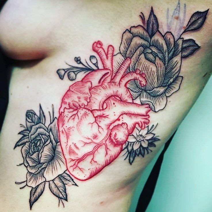 Photo of 39 Best Heart Tattoo Design Ideas To Look More Cool