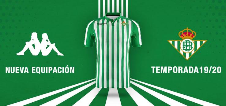more photos a01d9 d9541 19-20 Real Betis Home Green Soccer Jerseys Shirt   ES 19/20 ...
